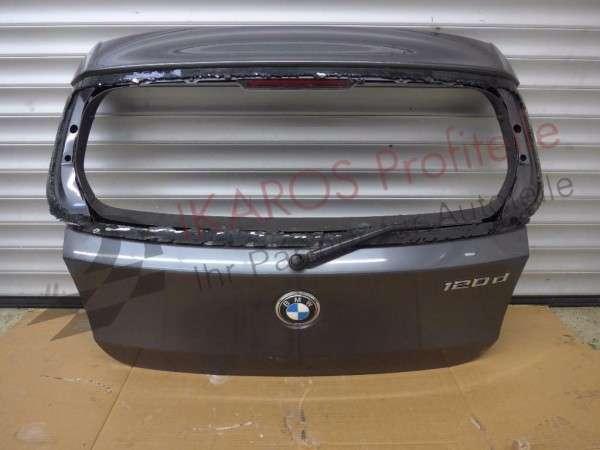 BMW 1 er E87 E81 Heckklappe Beschädigt
