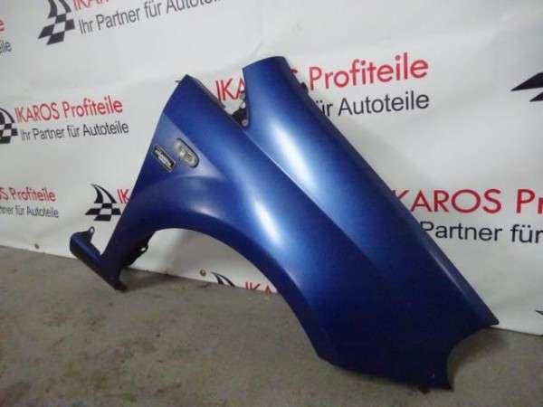 Fiat Grande Punto 199 Kotflügel Beifahrerseite rechts blau