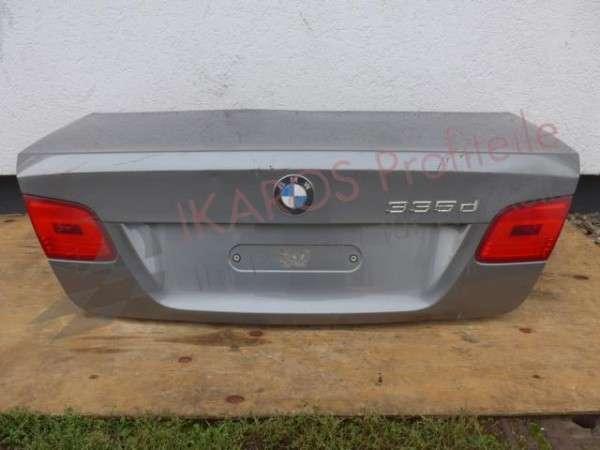 BMW 3er E92 Coupe Heckklappe Spacegrau Heckdeckel