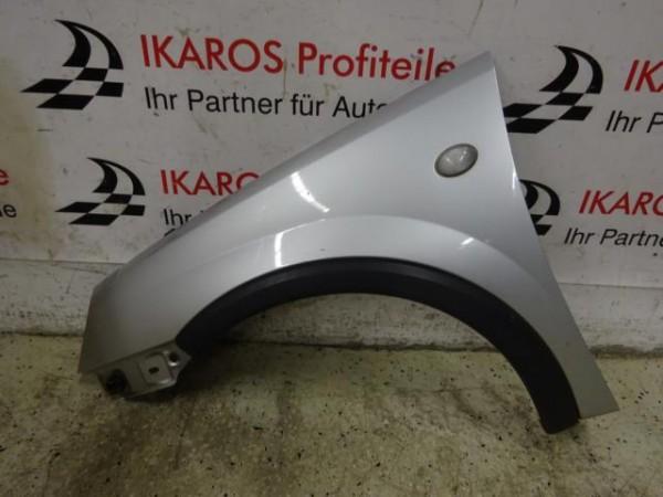 Opel Corsa C Kotflügel Links silber Z157 Silber