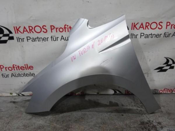 VW Touran 5T Kotflügel Fahrerseite links silber ab BJ 2015