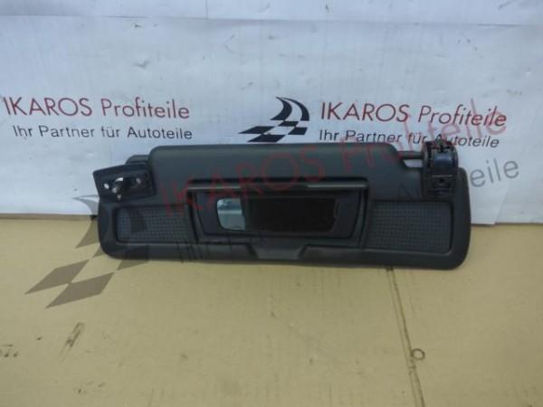 Mercedes SLK r172 Sonnenblende links