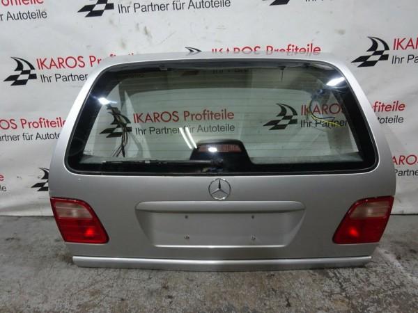 Mercedes E- Klasse W210 Kombi Heckklappe Facelift Mopf silber