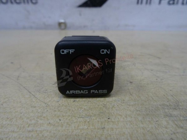 Citröen C4 Picasso Airbag Pass Knopf Schalter On Off  96413912XT