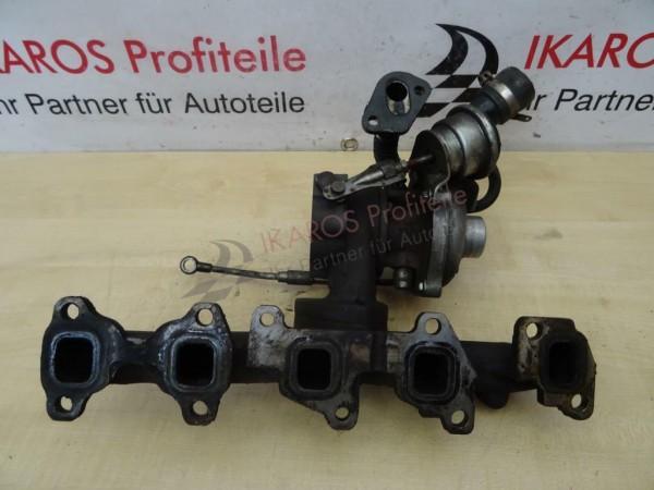 Fiat Punto 1,3l opel 1,3 l CDTI Turbolader 783501343 turbo
