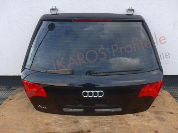 Audi A4 8E B7 Kombi Heckklappe Hecklappe Schwarz LZ9Y