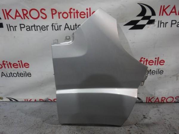 Fiat Ducato Peugeot Boxer Kotflügel Beifahrer Silber vorne rechts