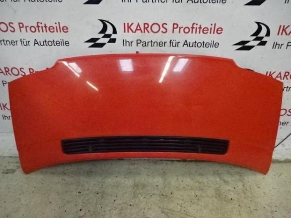 VW Bus T4 Motorhaube Caravelle Haube vorne Rot