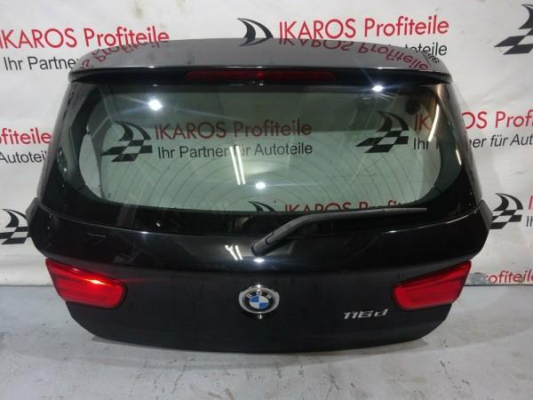 BMW 1er F20 LCI Facelift Heckklappe Heckdeckel Kofferraumdeckel