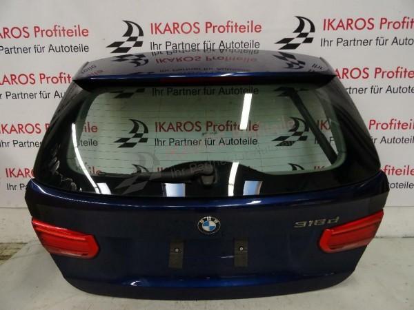 BMW 3er F31 Kombi Facelift Mopf Heckklappe Heckdeckel kofferraum