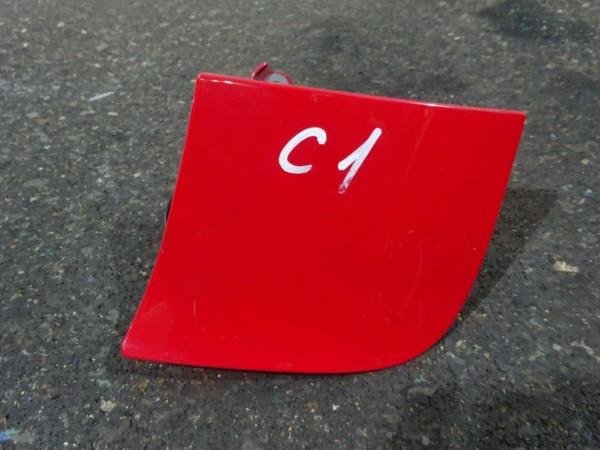 Citröen C1 Tankdeckel Tankklappe Deckel Klappe rot