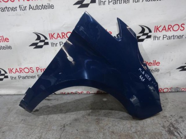 Mercdes Vito Viano W447 Kotflügel Beifahrerseite rechts blau