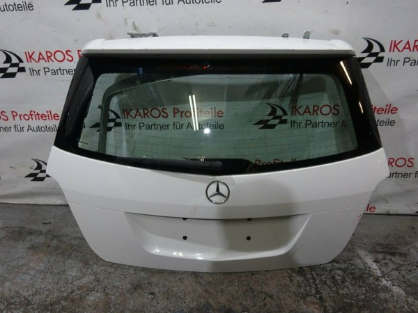Mercedes GLK X204 Heckklappe Heckdeckel Klappe Deckel Rostfrei