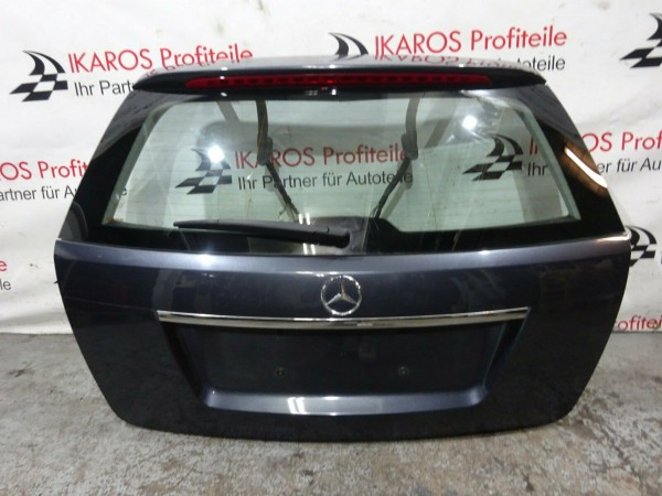 Mercedes C-Klasse W204 Heckklappe Kofferraumdeckel ROSTFREI C755