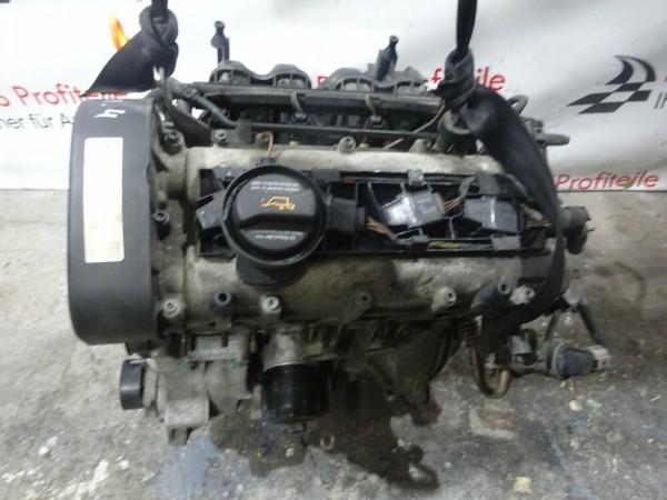 VW Polo 9N Skoda Seat ibiza 1,4L 16V Motor AUA BBY Motor 55KW