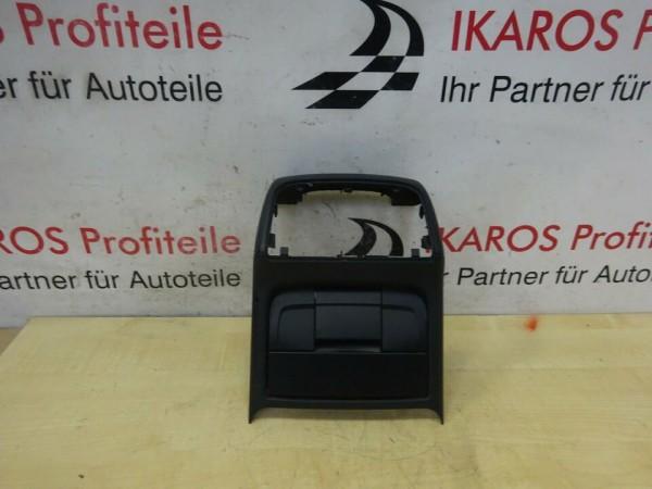 Audi A4 8K Aschenbecher Ascher Abdeckung Verkleidung Blende Luftdüse Düse Luftdusche hinten 8K0864376