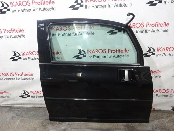 Peugeot 1007 Beifahrertüre Tür Tür Schiebetüre rechts schwarz