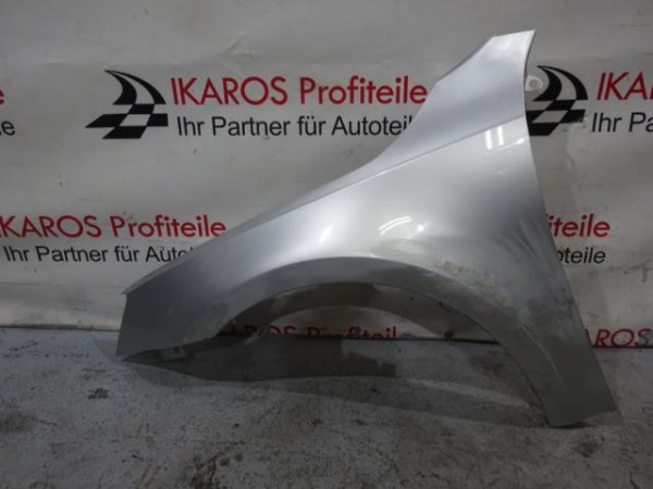 Skoda Octavia lll 5E Kotflügel Fahrerseite links Rostfrei silber