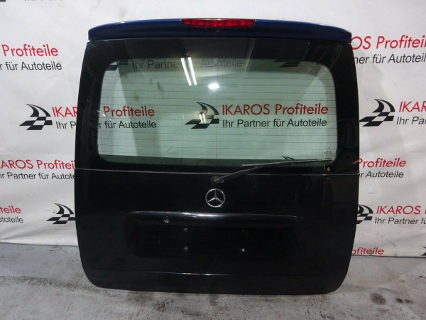 Mercedes Vaneo W414 Heckklappe Kofferaumdeckel Heckdeckel Klappe
