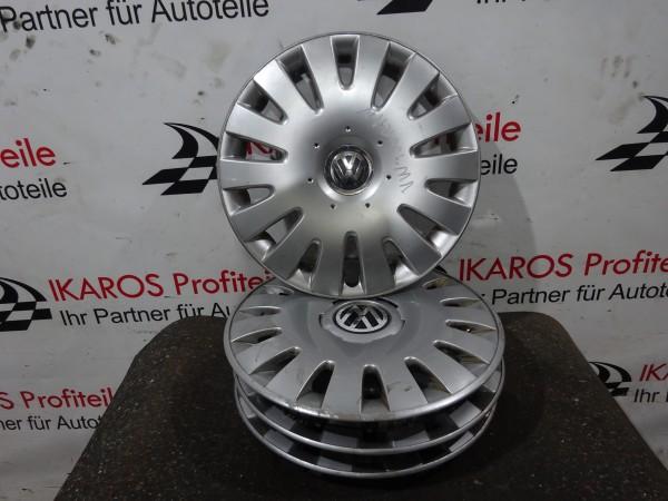 VW Touran Radkappen Radabdeckungen Abdeckung 1K0601147G