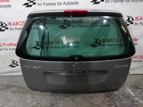 Peugeot 307 Kombi Heckklappe Heckdeckel Klappe Deckel silber