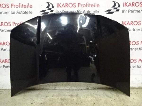 Skoda Fabia 6Y Motorhaube Schwarz haube vorne